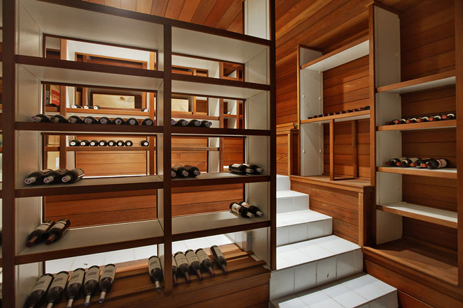 Natural air conditioning natural free engine image for for House wine cellar